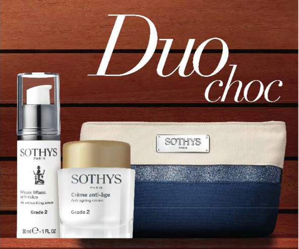 Offerta Duo Choc Sothys