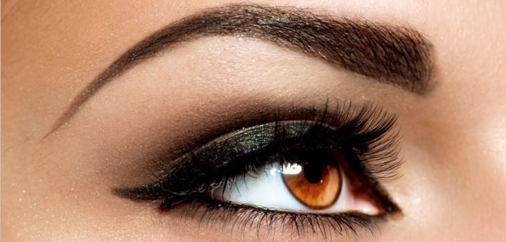 ciglia sopracciglia e occhio curati grazie all'eye brows design