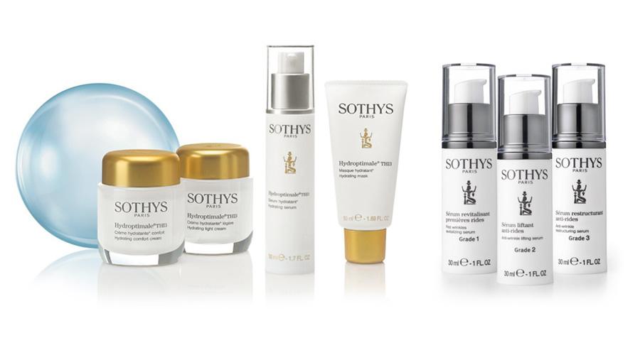 Gamma prodotti Sothys