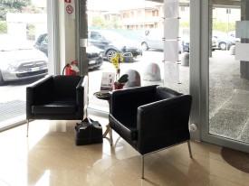Beauty Point Renovactive - Accoglienza e sala d'attesa, zona relax