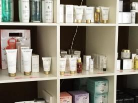 Beauty Point Renovactive - La bacheca dei prodotti utilizzati nel centro ed in vendita ai nostri cli