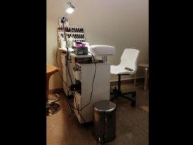Beauty Point Renovactive - La cabina manicure
